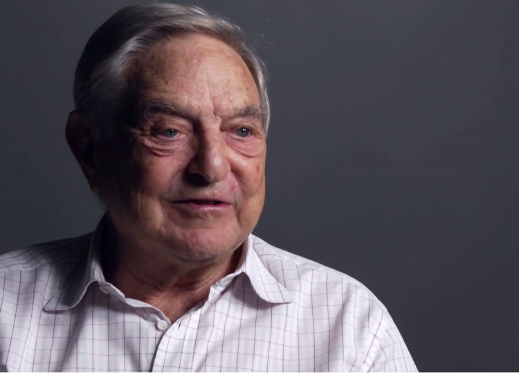"""""""I admire the courageous way Hungarians have resisted the deception and corruption of the mafia state Orbán has established"""": George Soros on the EU, Brext, and Hungary post's picture"""