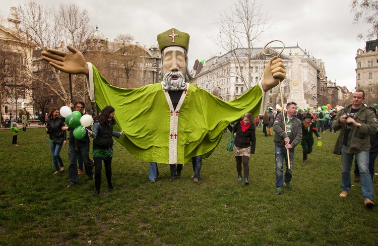 Shamrocks on the Danube: Saint Patrick's Day Celebrations in Budapest this Weekend post's picture