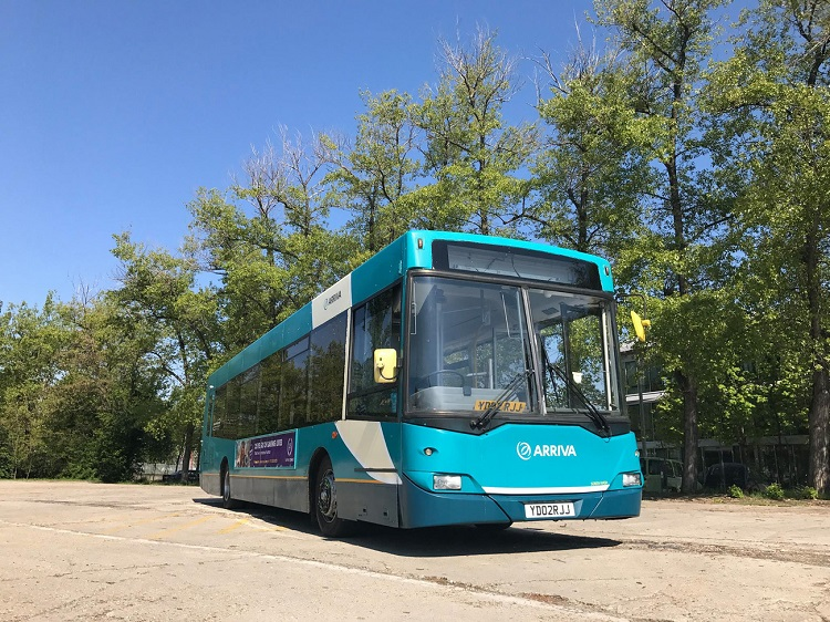 """Last Bus Standing"" – Last Model Of Ikarus 489 Polaris Designed In Hungary Returned To Its Hometown post's picture"
