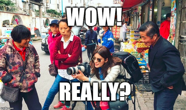 Wow! Really? Lilla The Hungarian Vlogger Helps Us Avoid Getting Lost In China post's picture