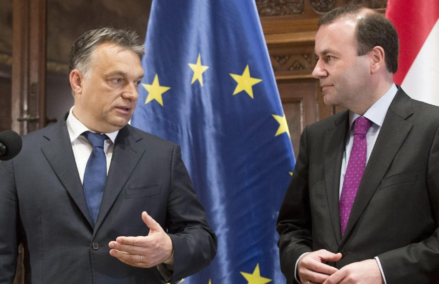 "Lex CEU: PM Orbán Warns EPP Group Leader Not To Believe What Soros-Friendly ""Lobbyists"" Say post's picture"