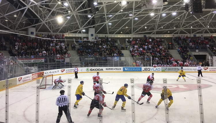 Hungary Falls 4-0 To Sweden In First World Championship Preparatory Match post's picture