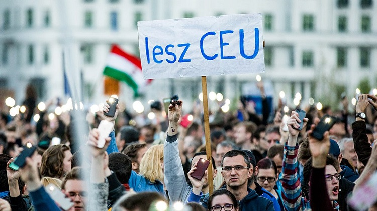 CEU in Hungary- A Story Cut Short
