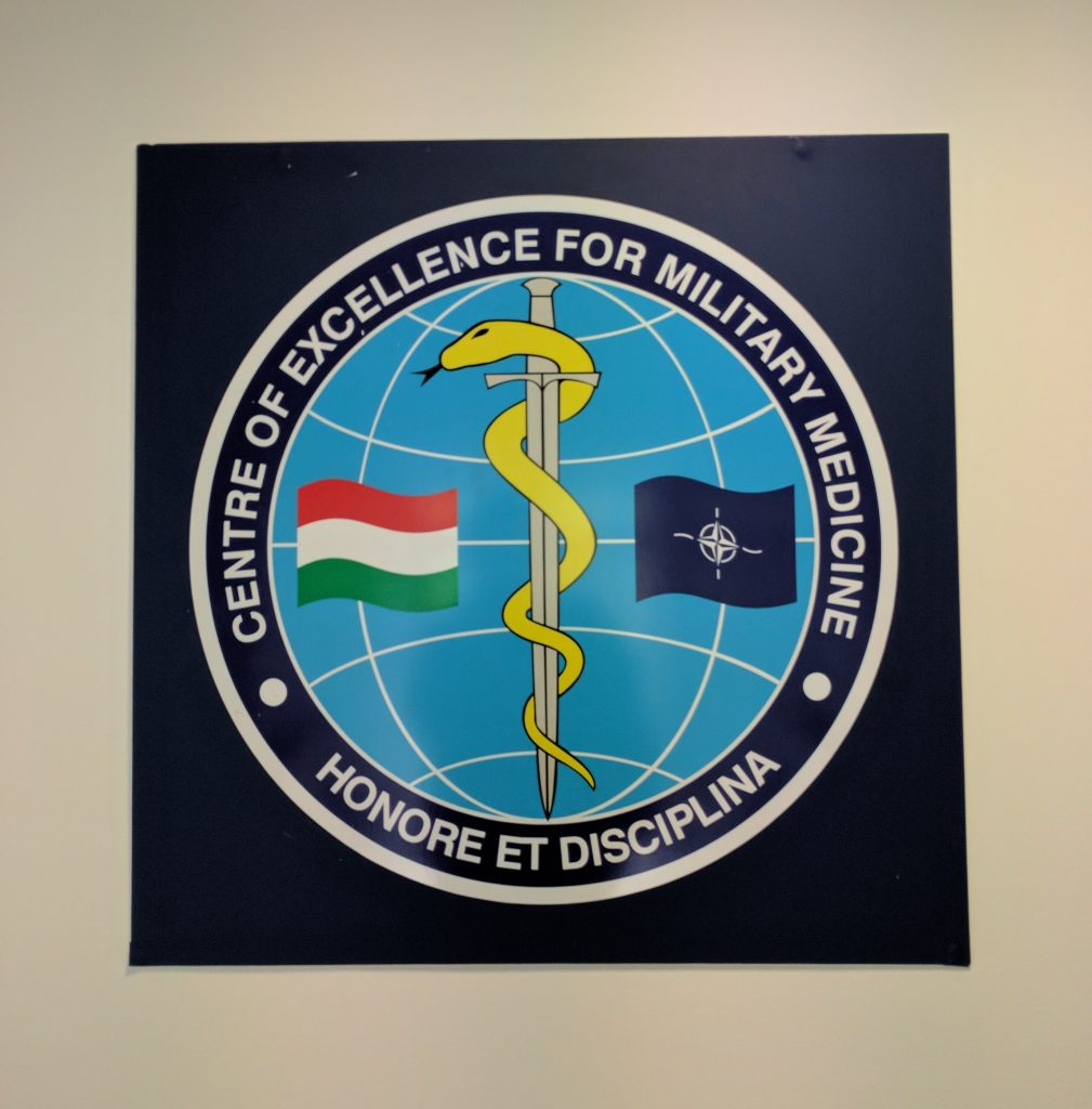 Exclusive Ungarn Heute Interview with the Leaders of NATO Centre of Excellence for Military Medicine post's picture