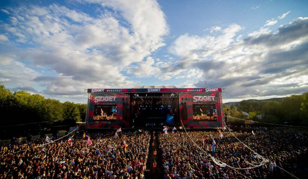 Sziget Festival Budget over HUF 10 bn post's picture