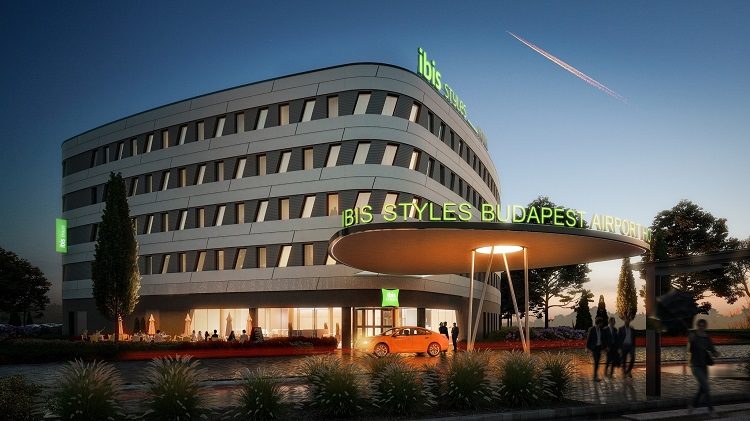 New 145-Room Hotel Located Very Next To The Budapest Airport To Open At The End Of 2017 – Photos! post's picture