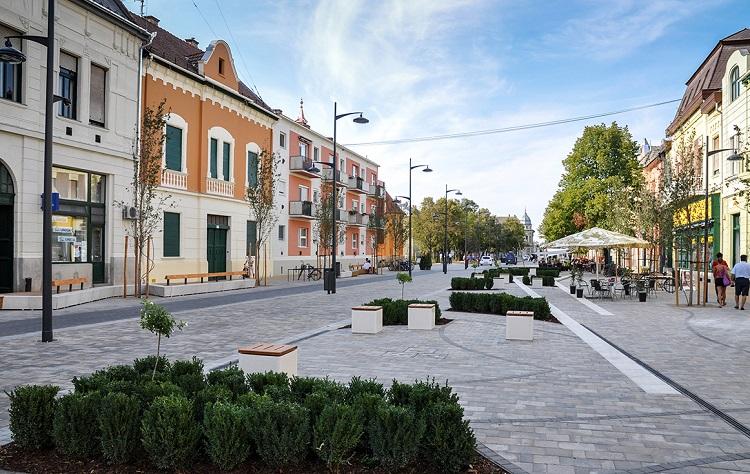 Modern Cities: €11 Billion Development Tour Concluded With PM Orbán's Visit To Hódmezővásárhely post's picture