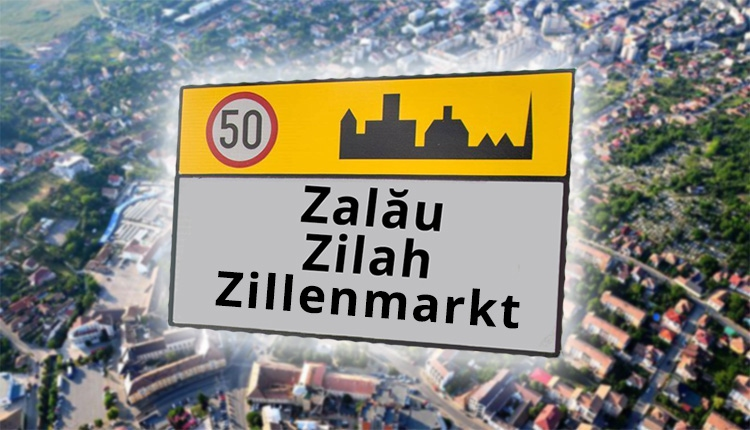 Zalău, Zilah, Zillenmarkt –  Finally This Sign Will Welcome The Visitors Of The City post's picture