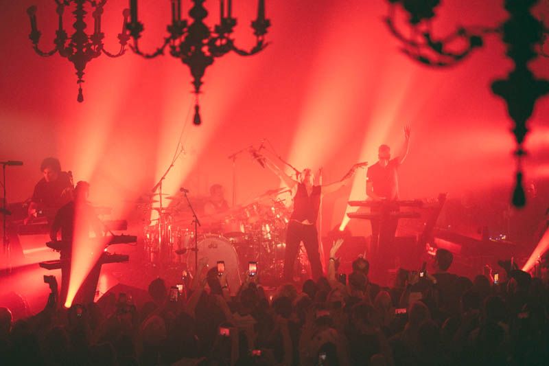 Depeche Mode Brought The Spirit To Budapest post's picture