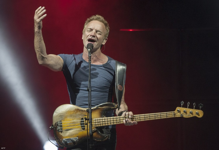 """World Star Sting Is Going To Hold """"Birthday Concert"""" In Budapest post's picture"""
