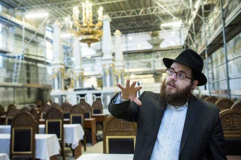 Three New Synagogues Are Planned To Open In Hungary post's picture
