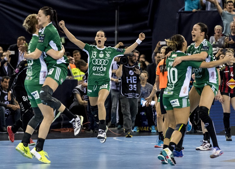 Hungarian Team Győr Wins Women's Handball Champions League – Video And Gallery! post's picture