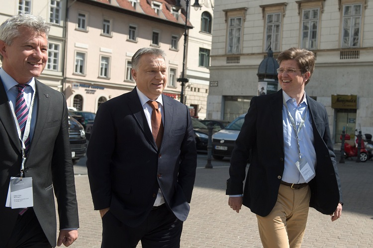"""PM Orbán On EP Resolution: """"It Is Foolish To Shame Hungary"""" post's picture"""