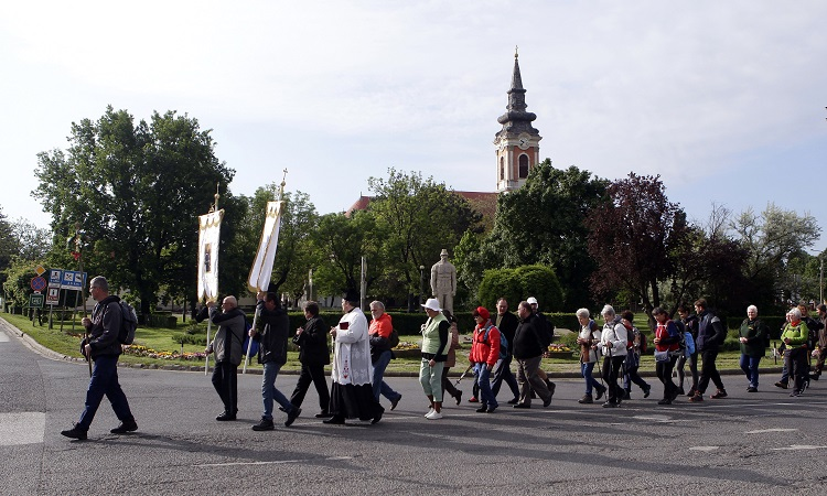 Saint Ladislaus Memorial Year: Pilgrimage Held In Nagyvárad To Mark 825th Anniversary Of King's Canonisation post's picture