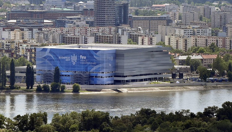 FINA Budapest 2017: These Are The Venues Of The 17th World Aquatics Championships To Be Held in Hungary post's picture