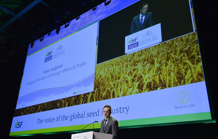 Budapest Hosts World Seed Congress As Hungary Retains Anti-GMO Stance post's picture