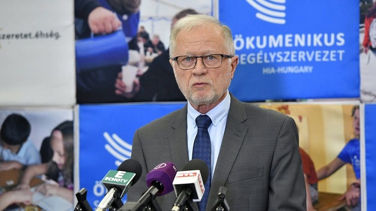 Head Of The Hungarian Interchurch Aid Accused Of Spying For Communist Secret Services In The 1980s post's picture