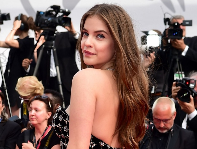 Barbara Palvin Almost Fell On The Red Carpet In Cannes When… post's picture