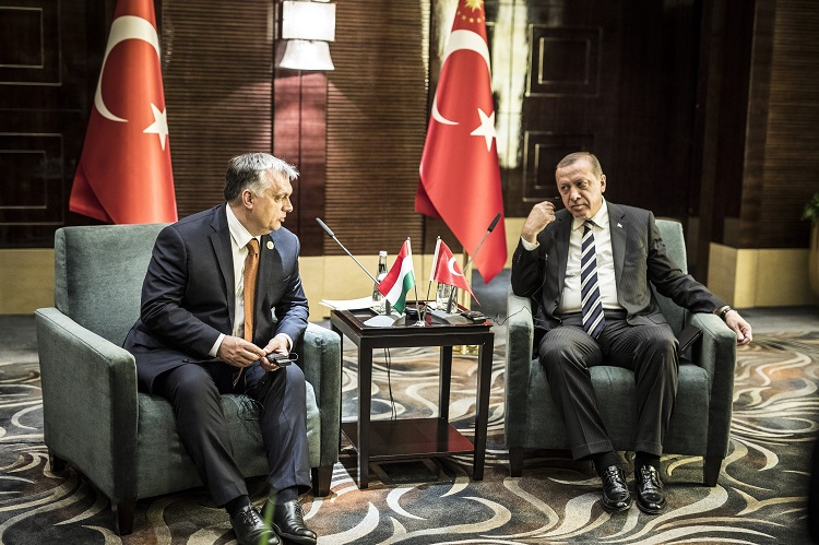 Hungarian PM Orbán Meets with Putin, Lukashenko, Xi Jinping, Invites Erdogan to Budapest post's picture
