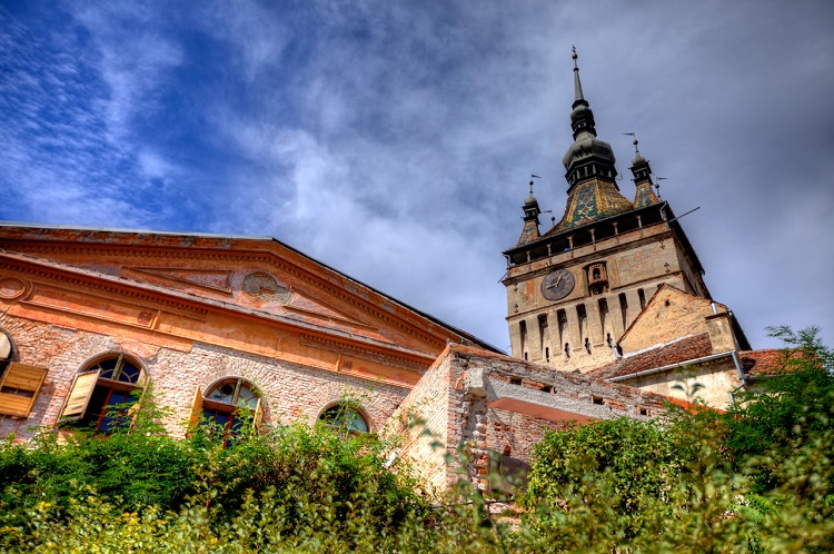 "Transylvanian Town of Segesvár is one of the ""Best Medieval Cities in Europe"" post's picture"