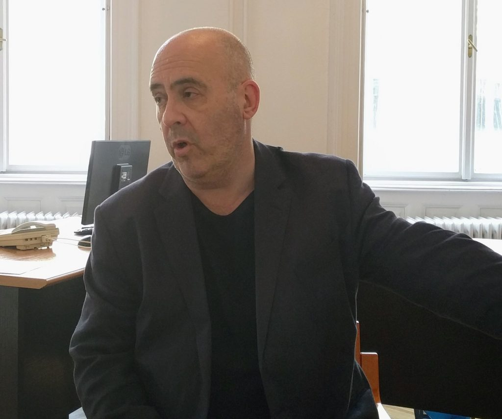 """""""I got tired of explaining to people that Hungary wasn't a fascist backwater"""": Exclusive Interview with British-Hungarian Author Tibor Fischer post's picture"""