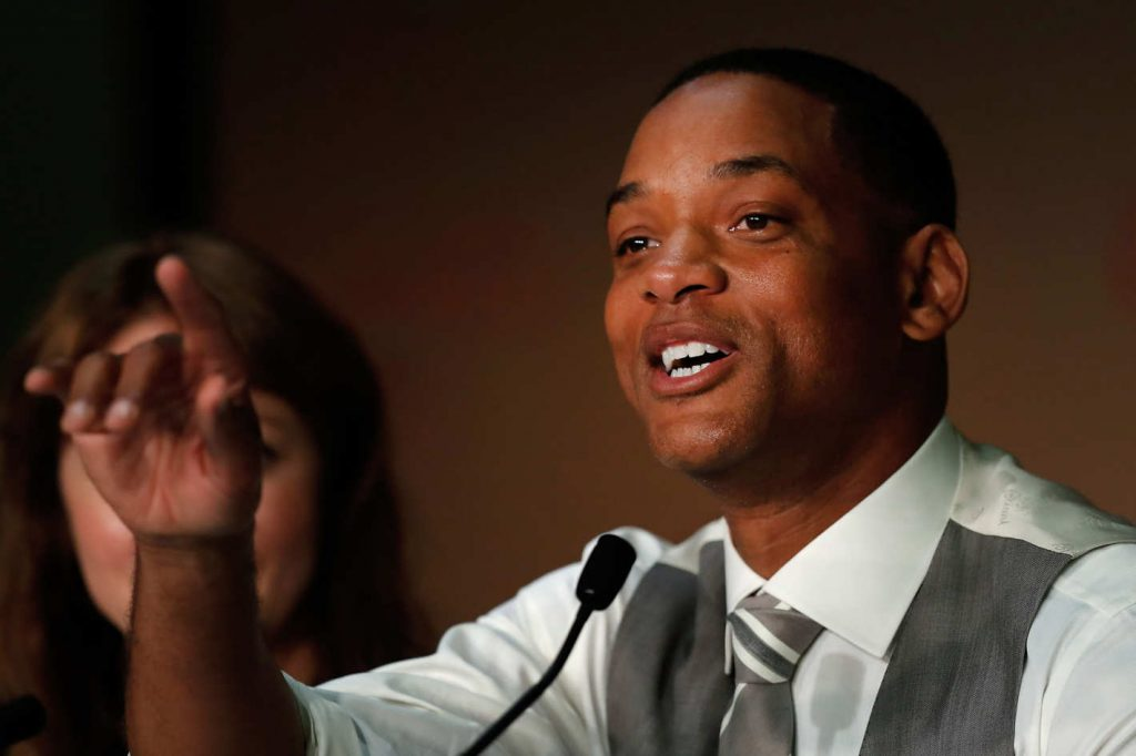 "At Cannes Film Festival, Will Smith Says He ""Absolutely Loves"" Hungarian ""Jupiter's Moon"" post's picture"