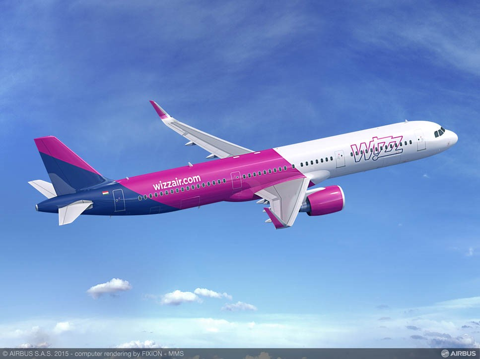 Budget Airline Wizzair Launches Direct Flight Between Budapest And The City Of EXPO 2017 post's picture