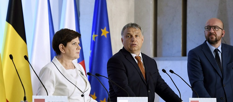 "Viktor Orbán At Warsaw: ""We Should Not Accept Any Migration Policy That Would Change Who We Are Now"" post's picture"