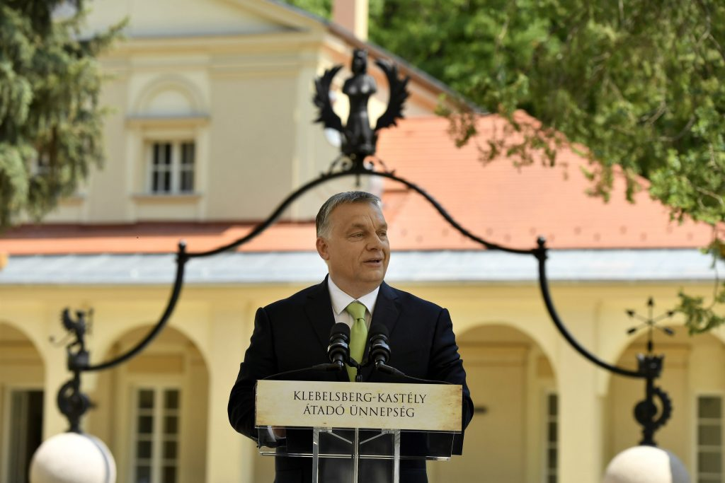 "Jewish Groups React to Orbán Speech Praising Miklós Horthy as an ""Exceptional Statesman"" post's picture"