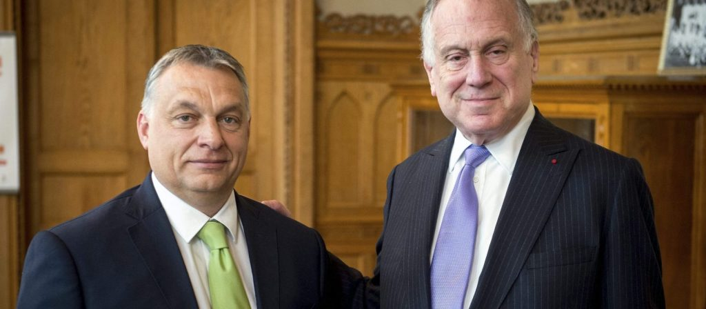 Hungarian Prime Minister Held Talks With The President Of The World Jewish Congress post's picture