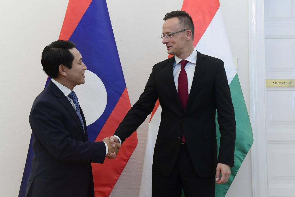 Hungary Grants $160 million USD in Tied Aid to Laos post's picture
