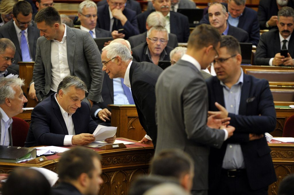 Hungarian Parliament Passes Law Targeting Foreign-Funded NGOs post's picture