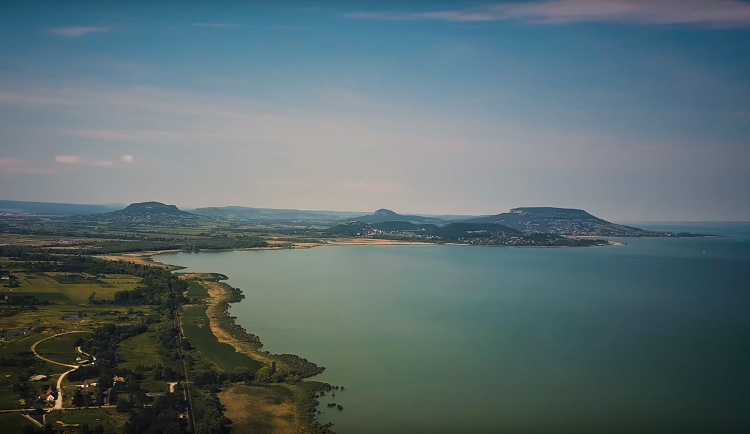This Is What Balaton Uplands Look Like Trough The Eyes Of a Bird – Spectacular Drone Video! post's picture