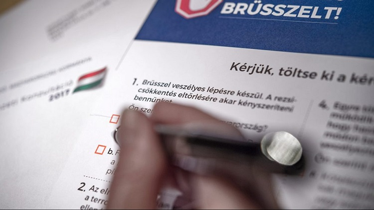 Hungarian National Consultation Garners 'Record-Breaking' 1,680,000 Responses, Government Official Says post's picture