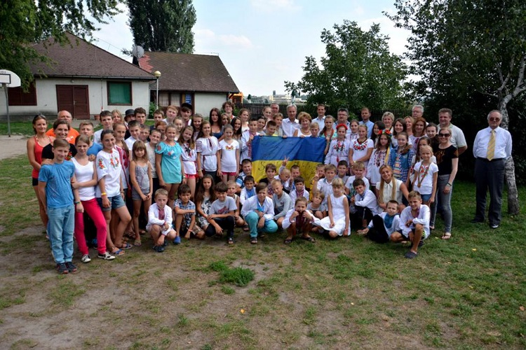 """""""Summer Time Is Camping Time"""" – Hungary Hosts 660 Children From Ukraine In Summer Camps post's picture"""