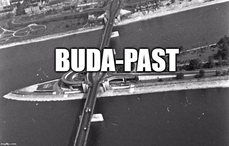 Buda Past: Bridges Of Budapest post's picture