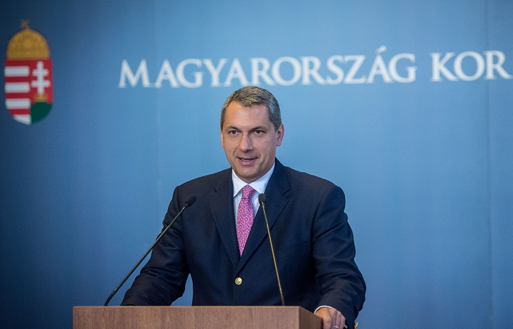 Cabinet Chief Talks EU Commission, Soros, Netanyahu Visit And Aquatics Championships In Weekly Press Briefing post's picture