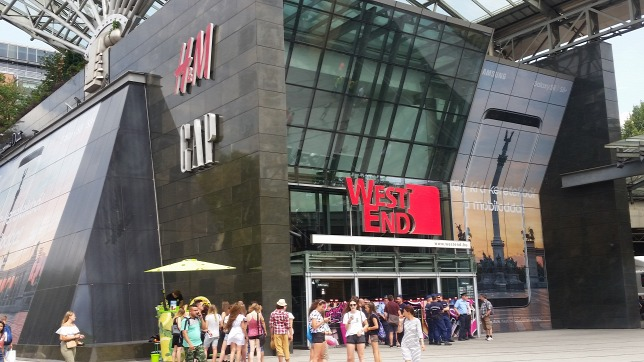 Breaking: One Of Hungary's Biggest Malls, The Westend, Was Evacuated Due To A Bomb Alert post's picture