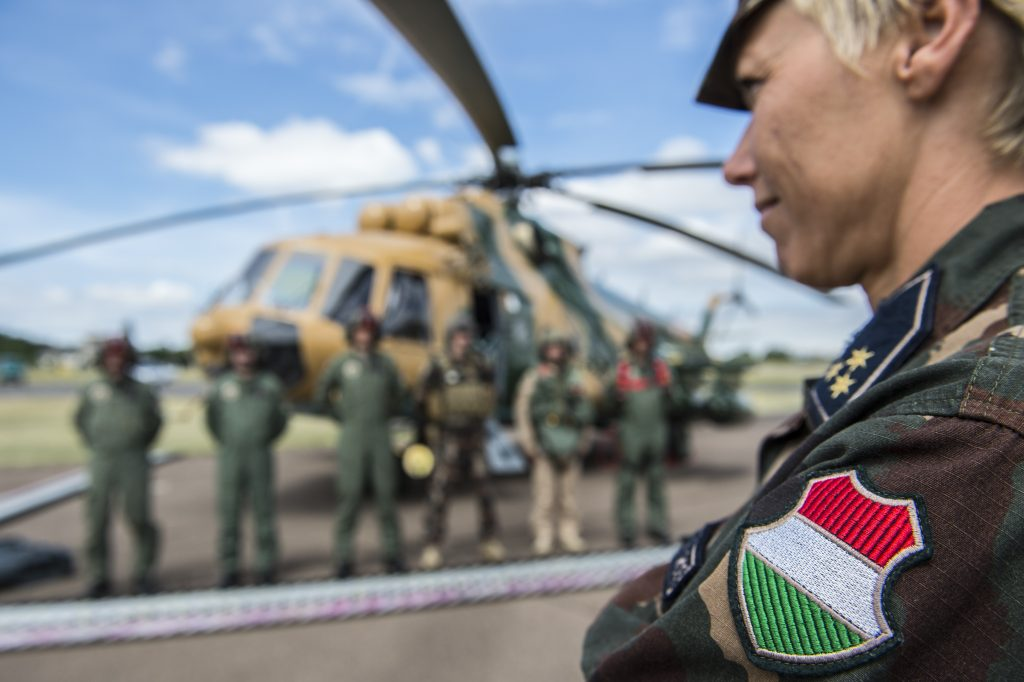 Army's Transport Helicopters Back In Service To Reinforce Hungary's Defence And Security post's picture