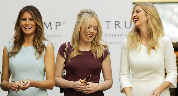 Donald Trump's Daughter Enjoys Romantic Journey To Budapest – Photo! post's picture