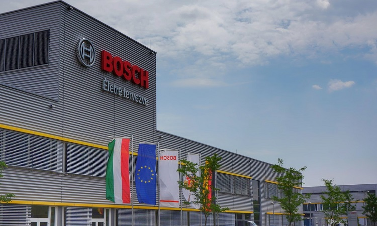 Bosch Investing HUF 14 bn in Miskolc Base post's picture