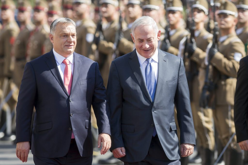Hungarian Political Parties React to Netanyahu – Orbán Talks post's picture