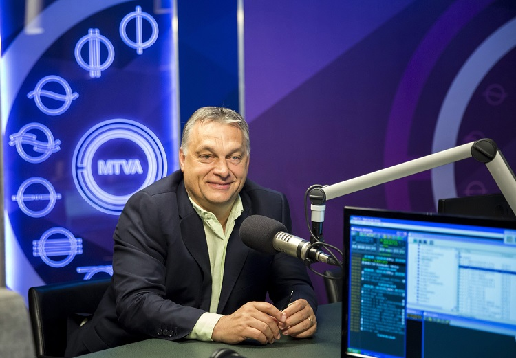 Orbán: No Matter what the Opposition Does, Gov't will Stand Firm post's picture