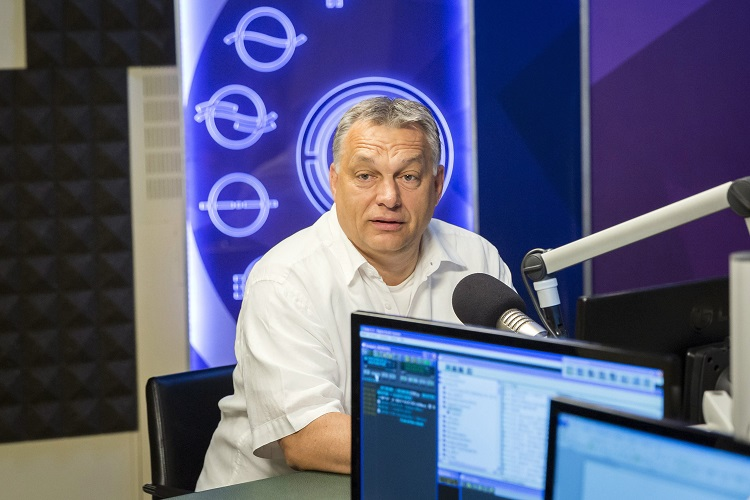 Orbán: 'Hungary No Longer Dependent on EU Funding' post's picture
