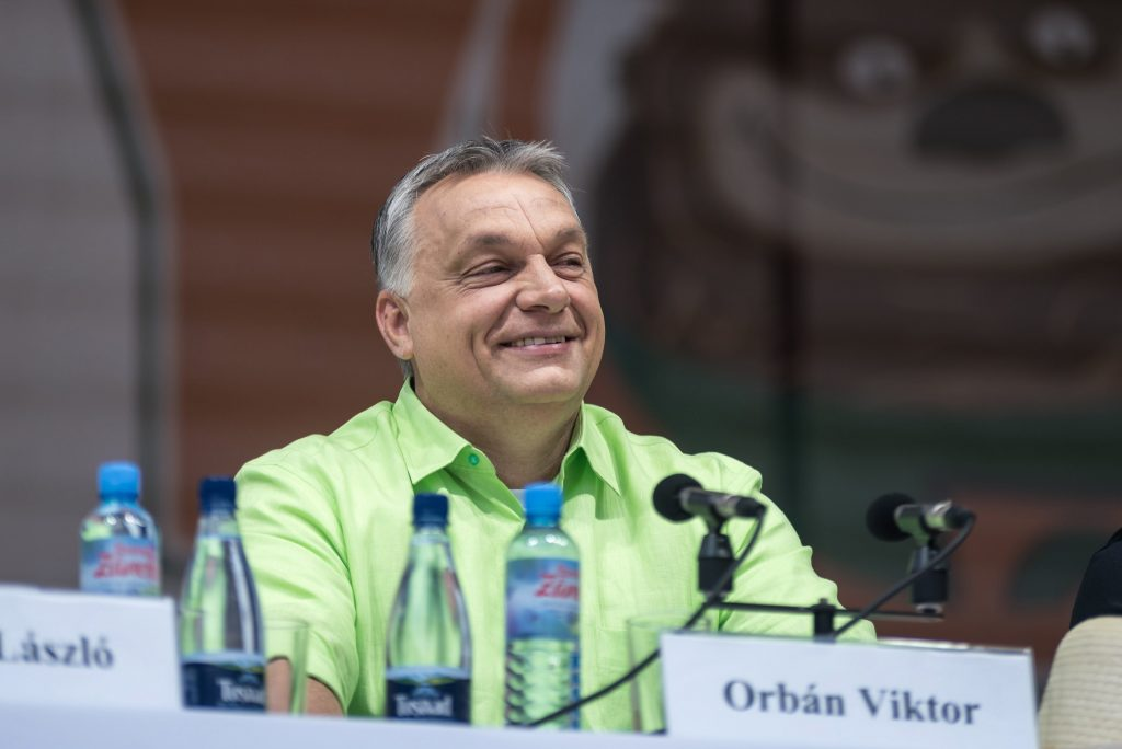 "Orbán Gives Speech in Transylvania on the EU, the Migrant Crisis, and the ""Soros Empire"" post's picture"