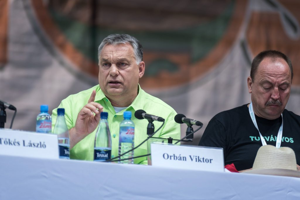 Orbán: Widening and Deepening Rebellion against 'Liberal Intellectual Oppression' post's picture