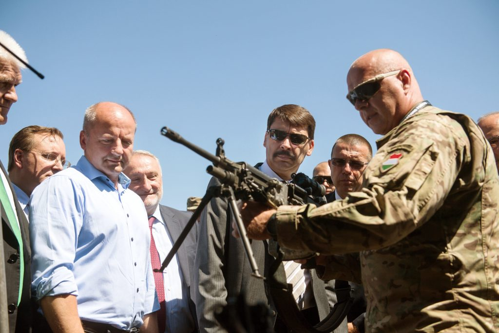 Hungary Organizes Special Ops War Games post's picture