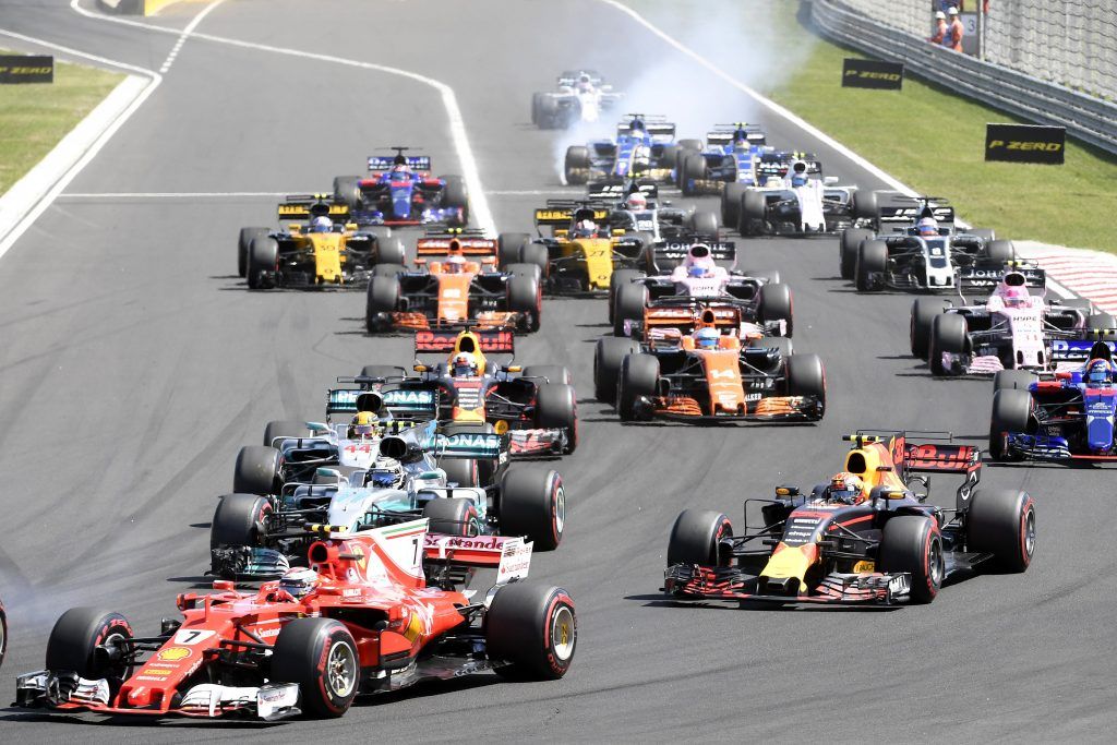Formula 1: Team Ferrari Wins Grand Prix Hungaroring Race! post's picture