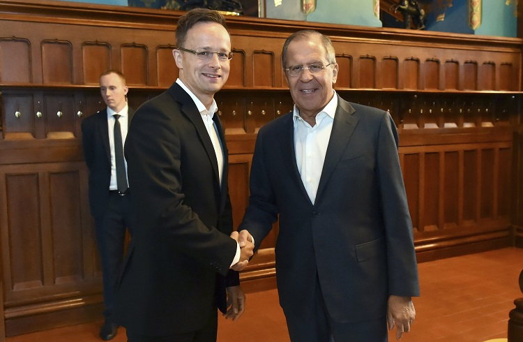 """""""Common Sense And Mutual Respect"""" – Péter Szijjártó, Sergey Lavrov Hold Talks In Moscow post's picture"""
