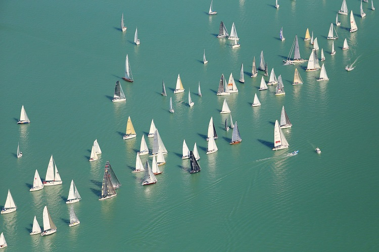 Kékszalag Regatta, Europe's Oldest Lake Circumnavigation Competition Started post's picture